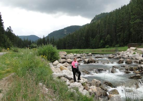 Spearfish Canyon Scenic Byway : Spearfish Canyon