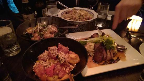 Tao nyc picture of tao new york city tripadvisor for Aura thai fusion cuisine new york ny