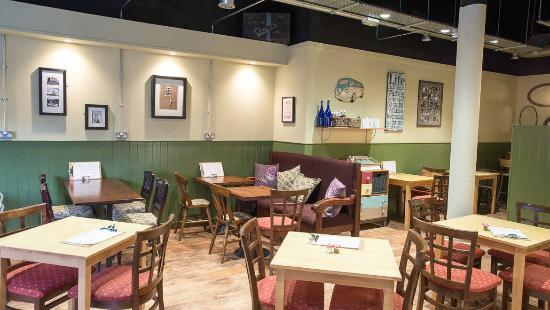 Bristol City Centre cafe