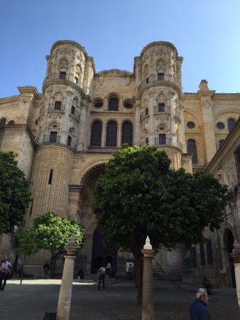 Province of Malaga, إسبانيا: Santa Iglesia Catedral Basilica de la Encarnacion