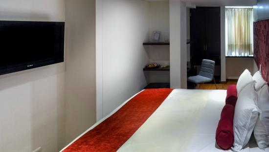 Hotel Florencia Plaza: Habitacion Estandar