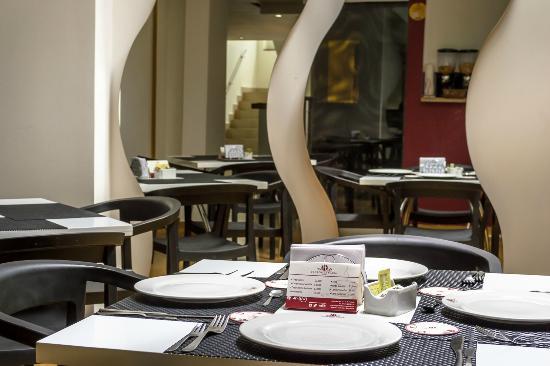 Hotel Florencia Plaza: Restaurante