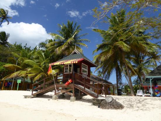Top O' Tobago Villa & Cabanas: Pigeon Point