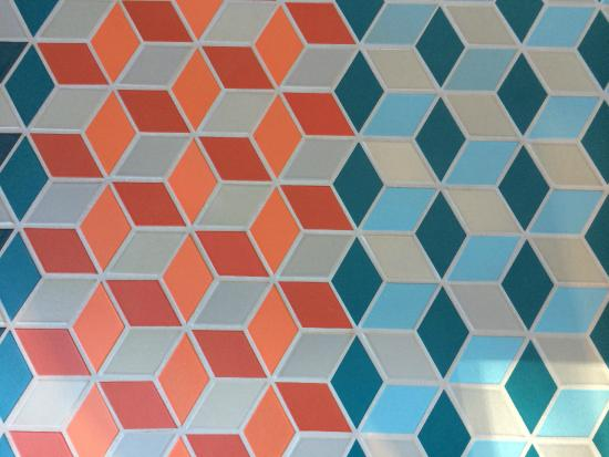 tiles to wow you - Picture of Heath Ceramics, Sausalito