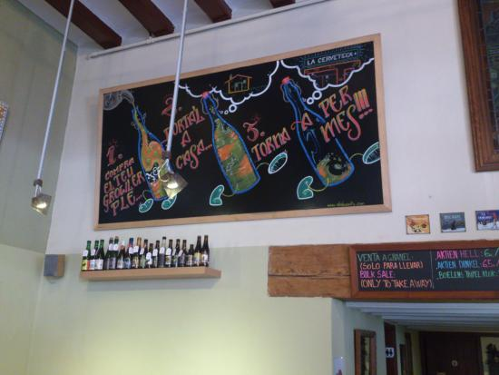 La Cerveteca: Cerveteca