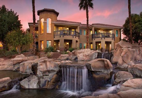 Marriott's Desert Springs Villas II: Exterior