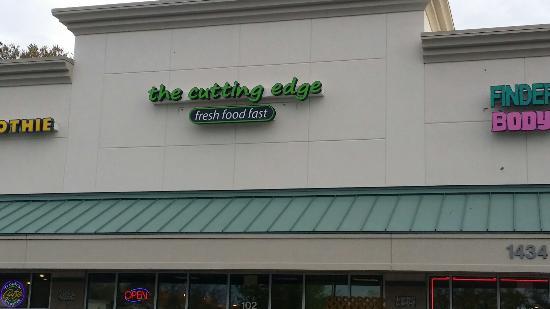 The Cutting Edge Cafe