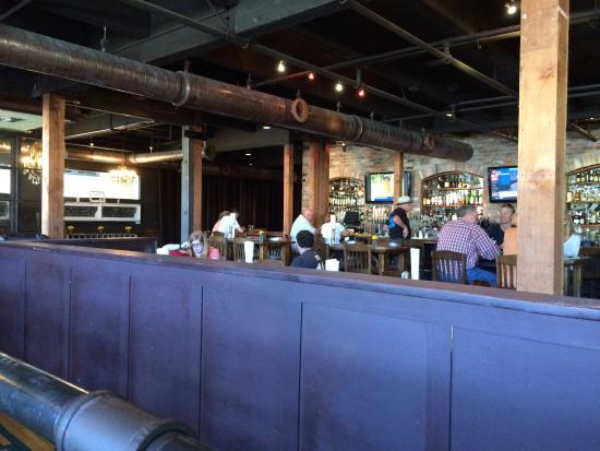 The Tavern: Inside