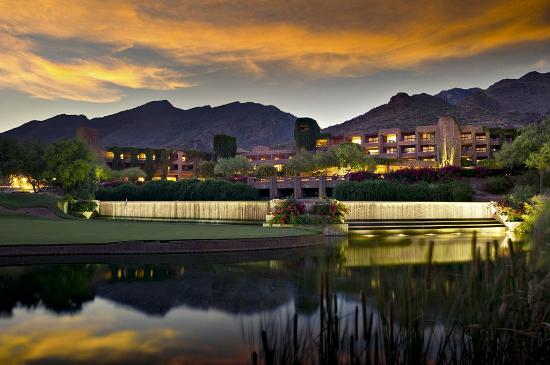 Loews Ventana Canyon Resort: Welcome to Loews Ventana Canyon