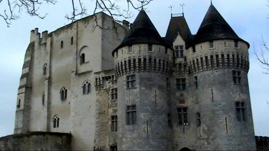 Chateau des Comtes du Perche