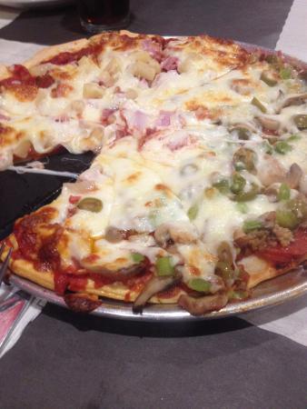 Mario's Pizza: Deluxe pizza