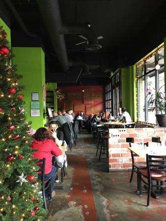Fogon Cocina Mexicana: Restaurant interior
