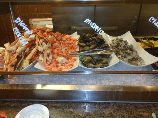 seafood at the buffet at monte carlo casino picture of the buffet rh tripadvisor com monte carlo hotel las vegas buffet price Monte Carlo Las Vegas Coupons