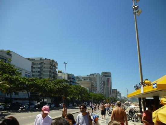 Ipanema Beach: Disfrutando de la playa de Ipanema