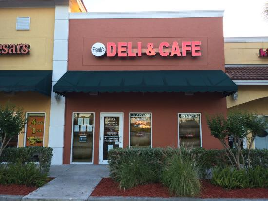 Frank S Deli And Cafe Port St Lucie