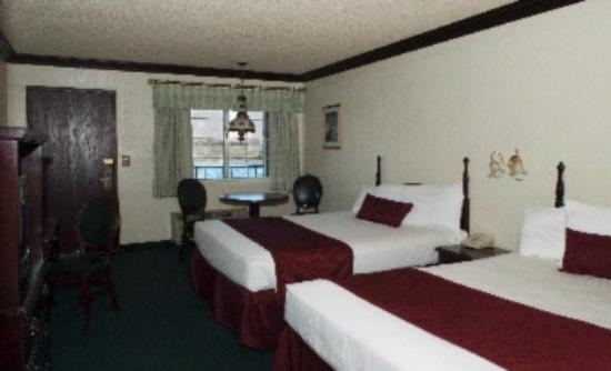 Pioneer Hotel & Gambling Hall: Doubles Standard