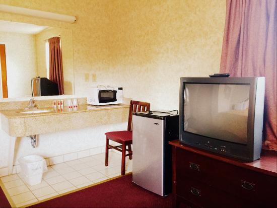 Duncannon, Pensylwania: King Size Bed Room.