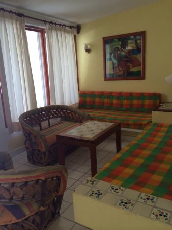 Catalina Beach Resort: Sala