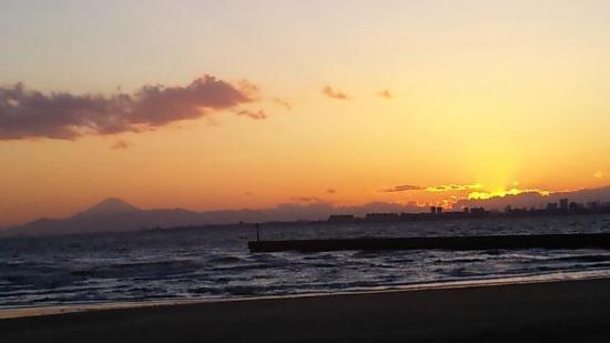 Makuhari Beach : 幕張の浜