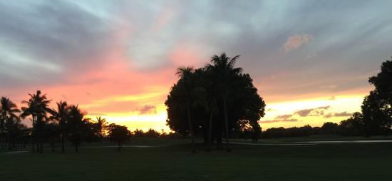 Pritikin Longevity Center & Spa: sunset