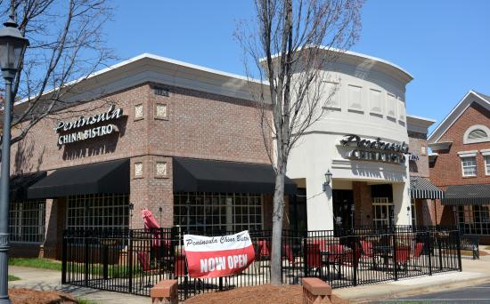 Peninsula China Bistro: Not What It Used to Be