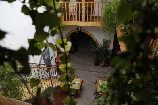 Hostal El Grial: Interior