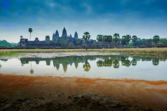Angkor Taxi Cambodia Private Day Tours: Siem Reap, The Temple