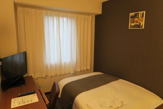 Via Inn Shin-Osaka : Hotel room