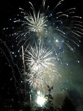 Casa Caseiro: Новогодний фейерверк