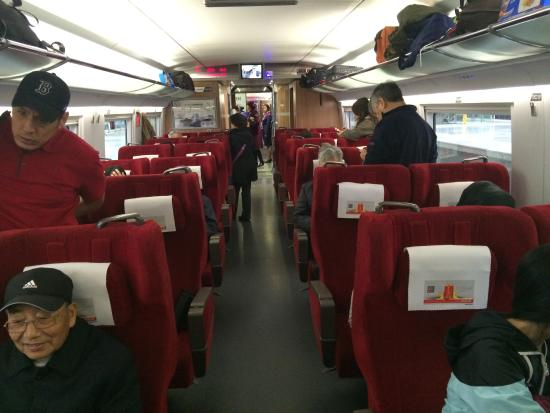 2等車は満員 - Foto di Shanghai ...