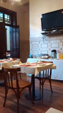 Casaltura The Boutique Hostel : Desayuno