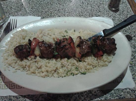 Uncle Nick's Greek Cuisine: Bom apetite