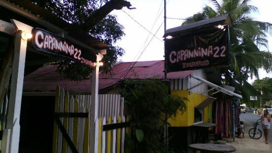 Capannina 22