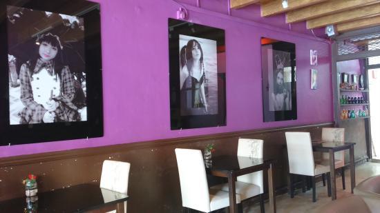 Orang Belanda Art Cafe : little cafe in the town