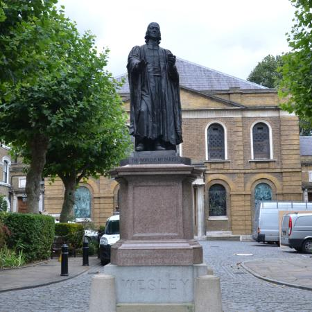 Wesley's Chapel & Museum of Methodism : Wesley's Chapel, House and Museum of Methodism [London]