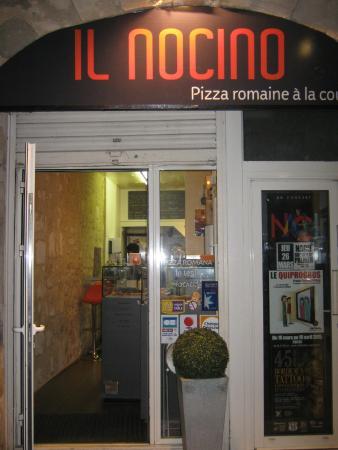 IL Nocino : Entrance