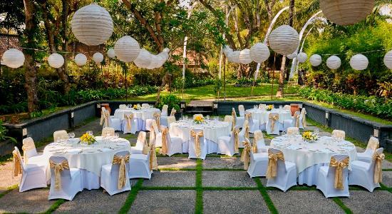 Wedding Banquet Picture Of Melia Bali Nusa Dua Tripadvisor