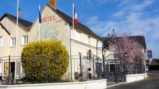 HOTEL Clair Cottage : vue generale