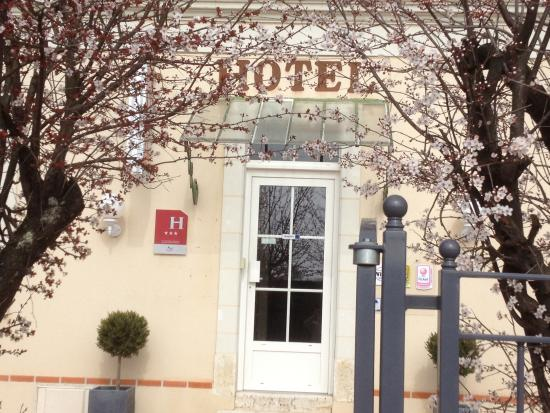 HOTEL Clair Cottage : reception