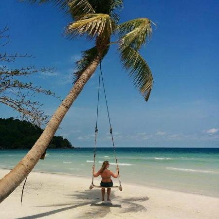 Sao Beach The Swing