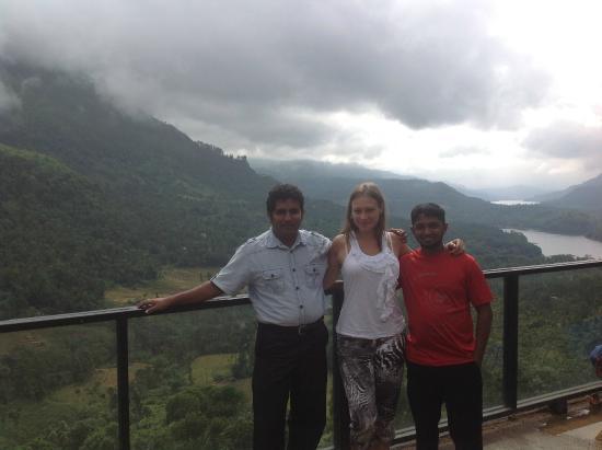 Μπεντότα, Σρι Λάνκα: В горах )