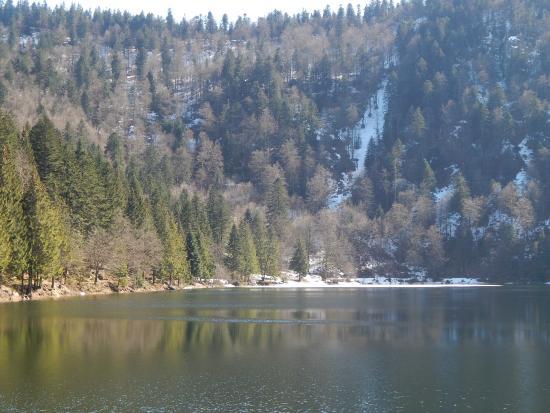 Le Lac des Corbeaux : Lac des Corbeaux