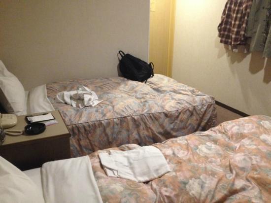 Wakayama Daiichi Fuji Hotel : ツインルーム
