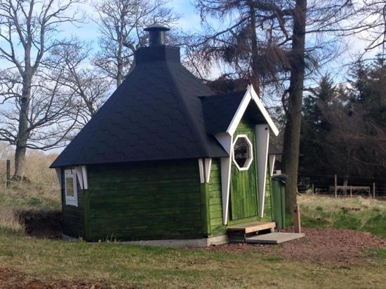 Airhouses: Capercaille BBQ hut