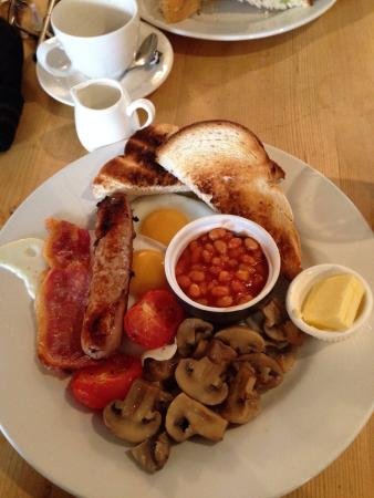 Potters Cafe Bistro: Yum!