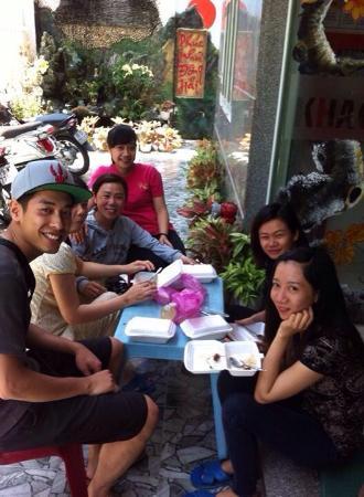 Dong Hai Hotel Nha Trang : J'ai passé un agréable moment dans cet hotel loin du bruit de la ville avec un personnels très a