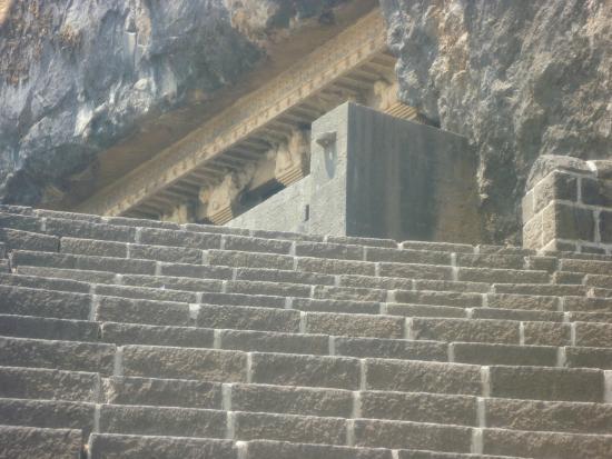 Junnar, India: Temple