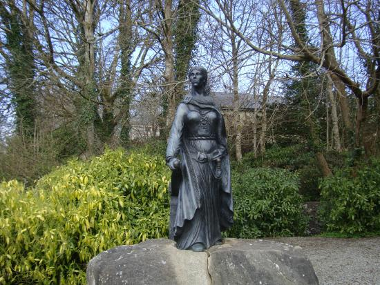 Westport House & Gardens : Grace O'Malley, the 16th Century Pirate Queen
