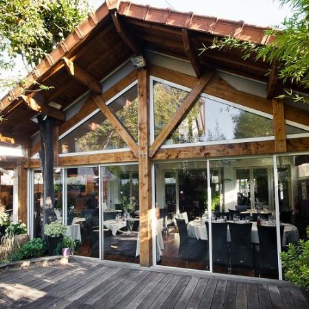 Saint-Maur-des-Fosses, ฝรั่งเศส: Vue depuis la terrasse