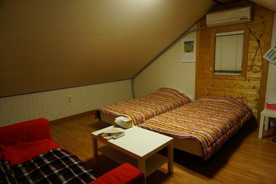 Tavo House: Room